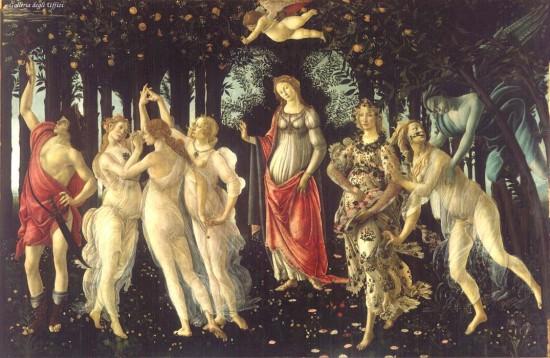 Sandro Botticelli: Primavera