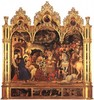 Királyok imádása (Strozzi oltár)