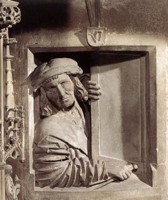 Anton Pilgram: Szószék