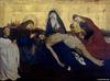 Ismeretlen festő (Enguerrand Charonton): Avignoni Pietá