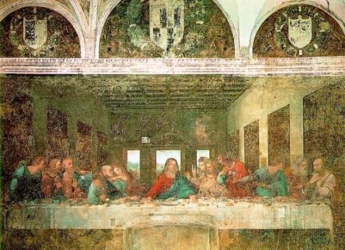 Leonardo da Vinci: Utolsó vacsora