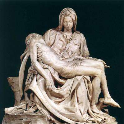 Michelangelo: Pietá