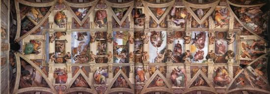 Michelangelo: Sixtus-kápolna