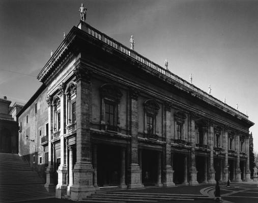 Michelangelo: Palazzo dei Conservatori