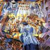 Umberto Boccioni: Az utca belép (behatol) a házba (La strada entra nella casa)