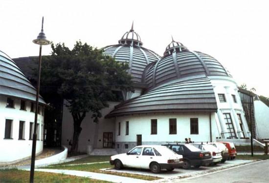 Pázmány Péter Katolikus Egyetem Stephaneum nevű épületcsoportja