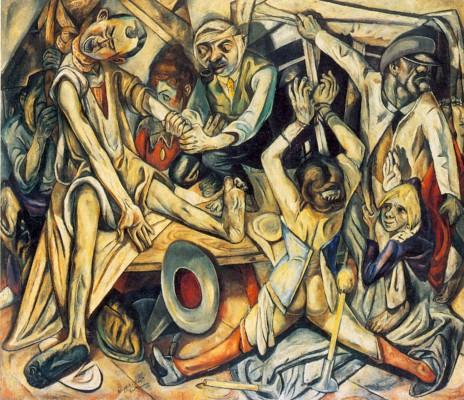 Max Beckmann: Éjszaka