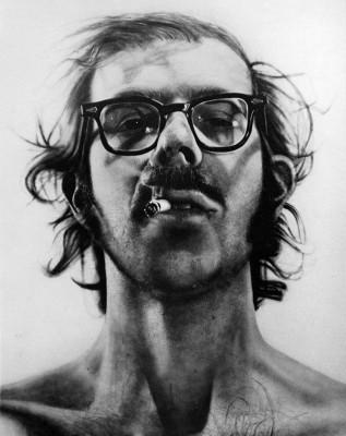 Chuck Close: Önarckép