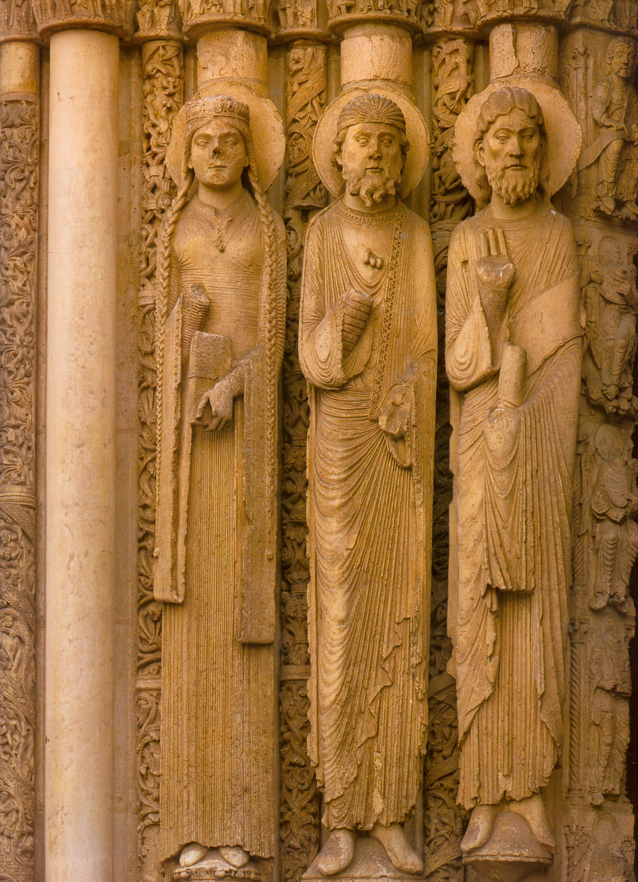 Gótikus szobrászat