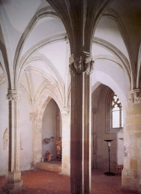 Sopron, a ferences kolostor káptalanterme