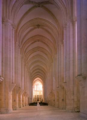 Alcobaça, ciszterci templom