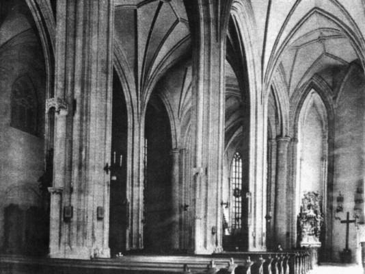 A kolozsvári Szent Mihály-plébániatemplom