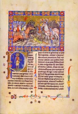 Keán legyőzése, István király az F iniciáléban