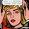Lichtenstein, Roy: Vicki! M-intha a te hangodat hallottam volna