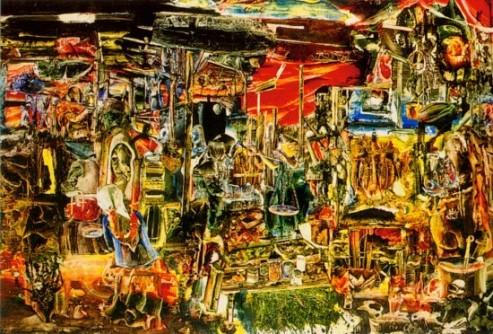 Csernus Tibor: Lehel téri piac