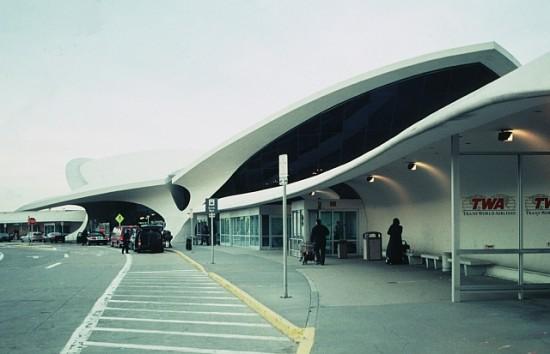 Eero Saarinen: TWA épület