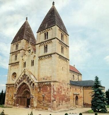 A jáki templom