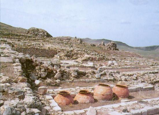 A hattusasi nagytemplom raktára, Kr.e. 13. század