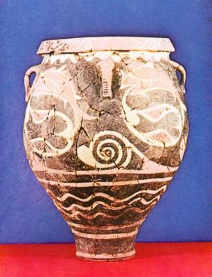 Kamaresz-váza
