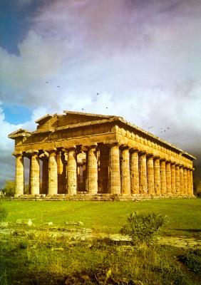 Poszeidónia, Héra-templom