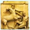 Kentaur és Lapitha harca