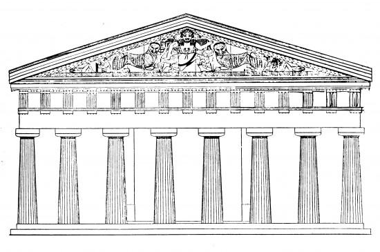 A korfui Artemisz-templom