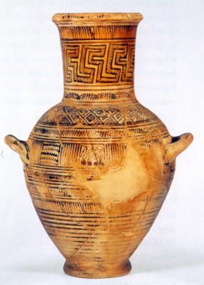 Athéni geometrikus hüdria
