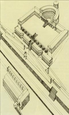 A praenestei Fortuna Primigenia-szentély