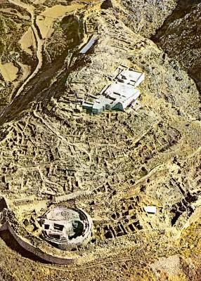 A mükénéi akropolisz