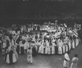 Román ünnepi tánc