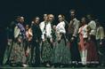Rom Som Cigány Világfesztiválon a spanyol flamenco balett-társulat