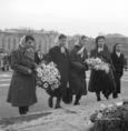1956 - az ismeretlen katonára emlékezés