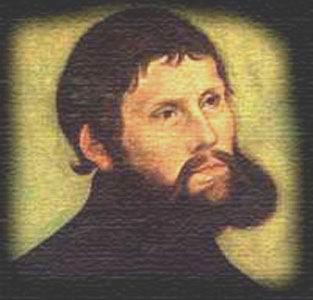 Luther Márton portréja