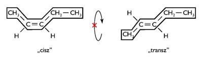 A pent-2-én térizomerjei