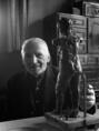 Ferenczy Béni szobrászművész
