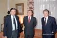Francia politikusok Budapesten