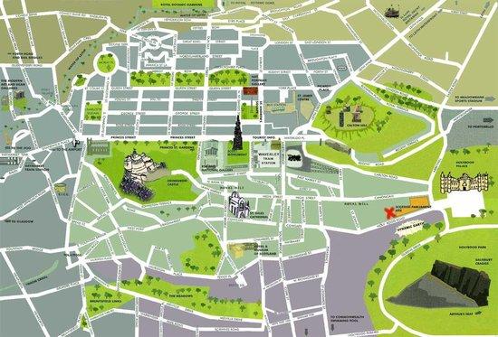 Turistatérkép
