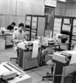 Számítógépközpont az olajmezőn