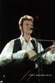 David Bowie angol rockzenész