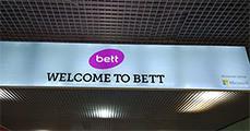 Beszámoló a BETT-Showról
