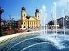 Fénykép Debrecenről