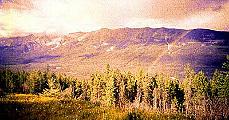 A kanadai Sziklás-hegység Nemzeti Parkjai