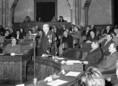 dr. Münnich Ferenc az Országgyűlésen 1958-ban