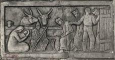 Erdei Sándor, a szobrászpálya vonzásában