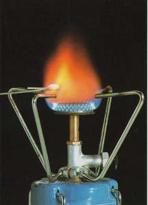 A PB gázpalack