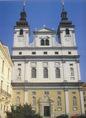 A nagyszombati jezsuita templom
