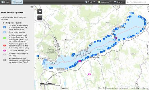 Vízminőség-Balaton-térkép-EEA