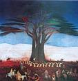 Csontváry-Kosztka Tivadar: Zarándoklás a cédrusfához
