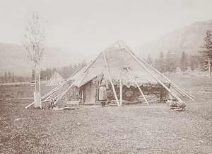 Szibériai jurta