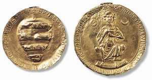 Az Aranybulla pecsétje